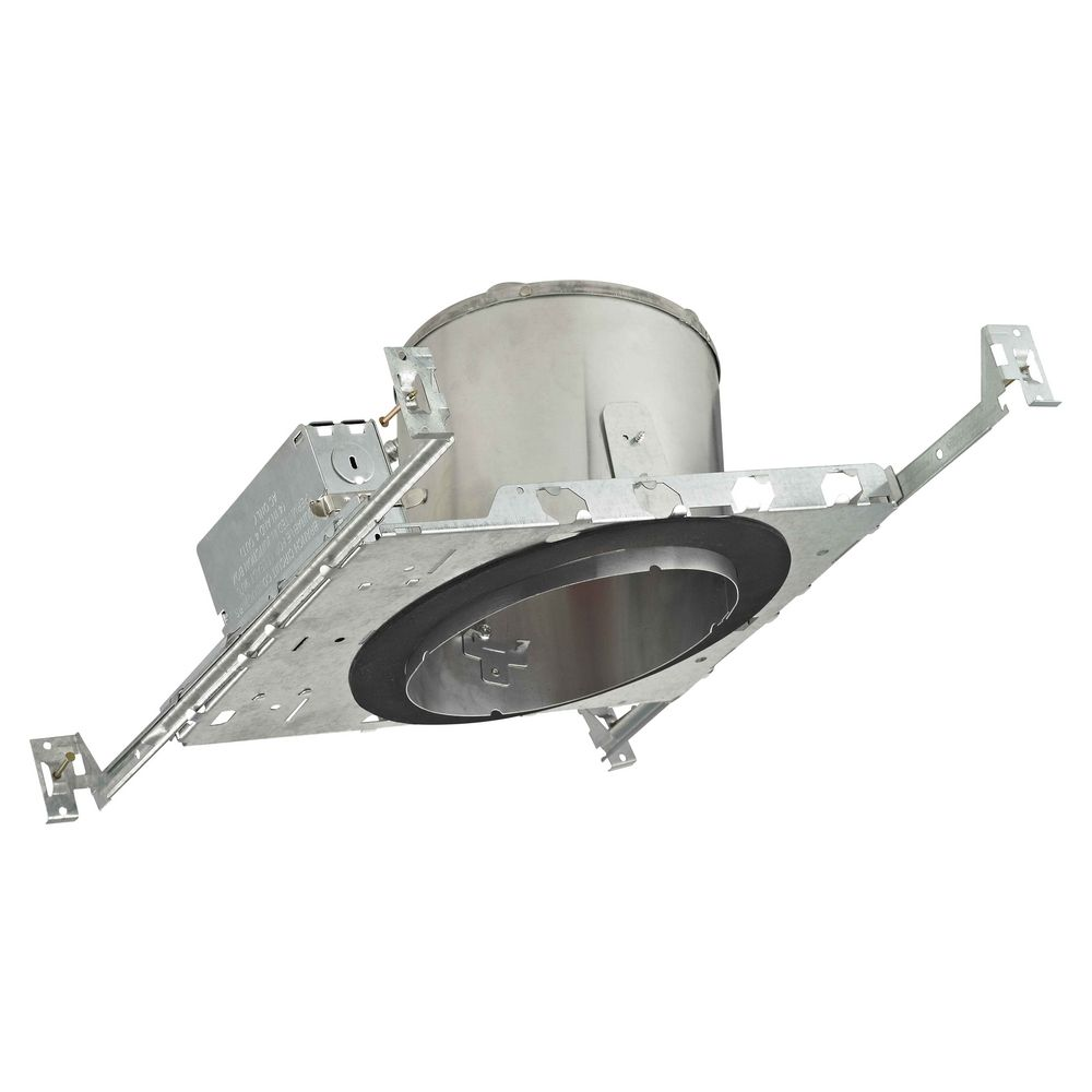 6 Inch New Construction E26 Recessed Can Light Ic Airtight Slope Ceiling Ic664 Destination Lighting