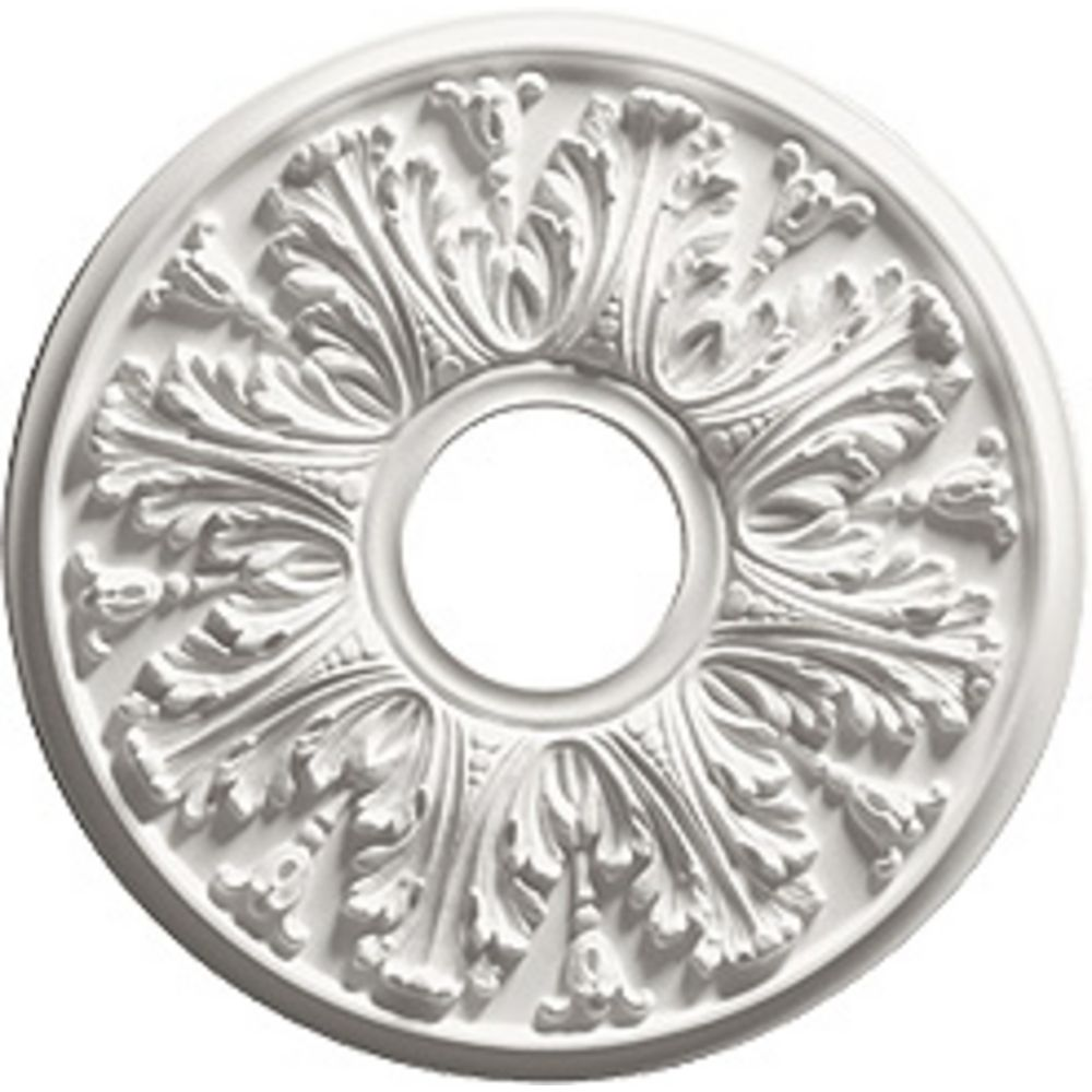 Small Decorative Ceiling Medallion - 16-Inches Wide | 87216 ...