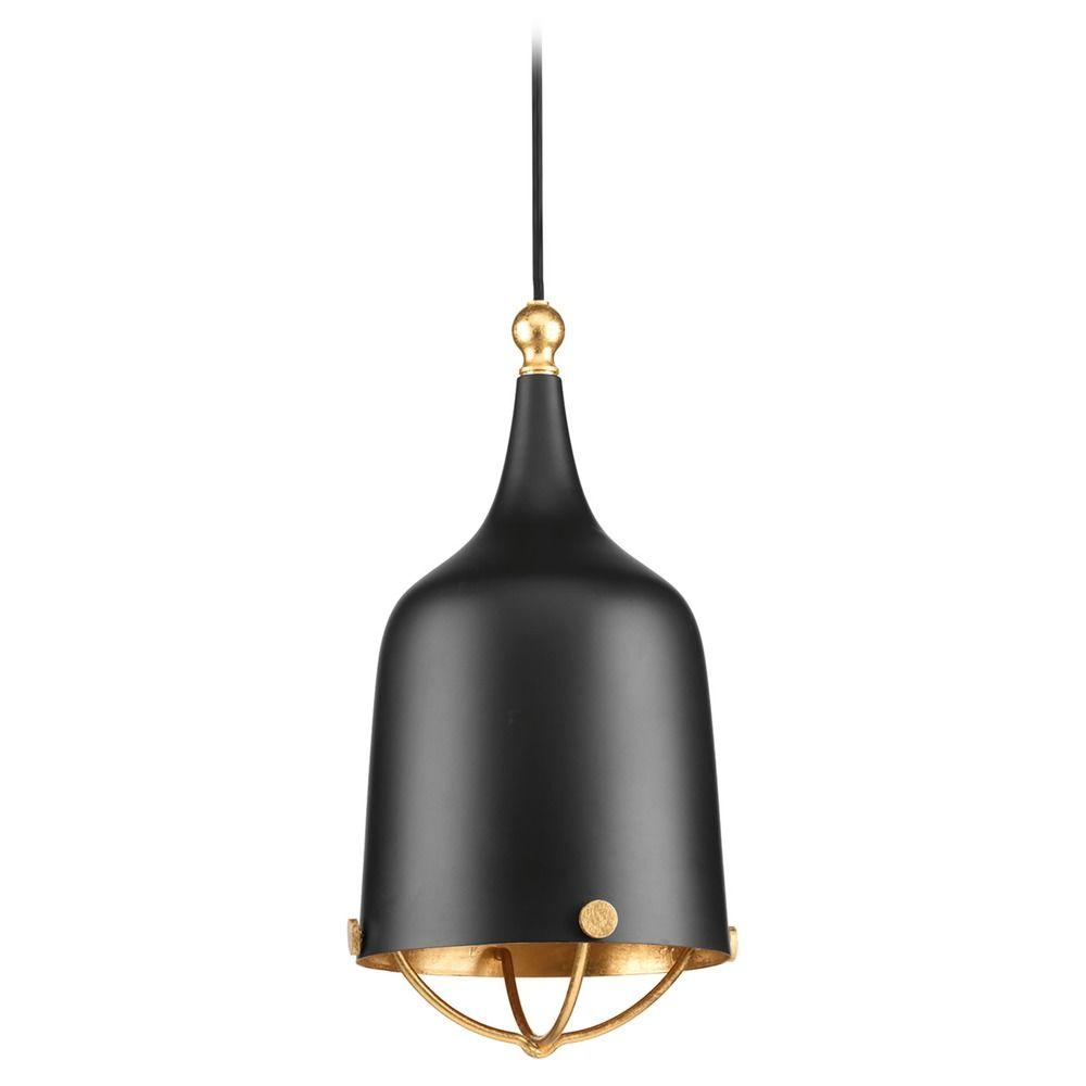 mid century modern pendant light black era by progress. Black Bedroom Furniture Sets. Home Design Ideas