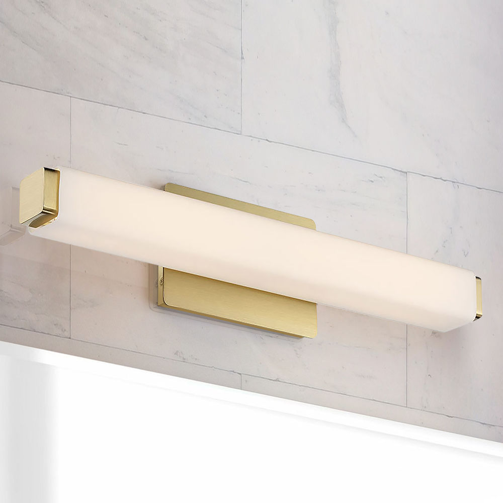 Modern Forms Vogue Brushed Br Led