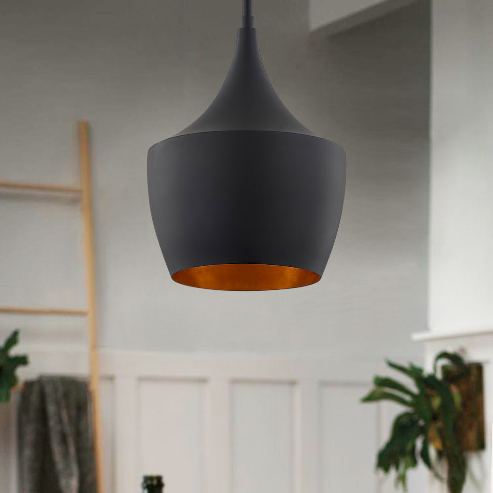Design Clics Helenna Matte Black
