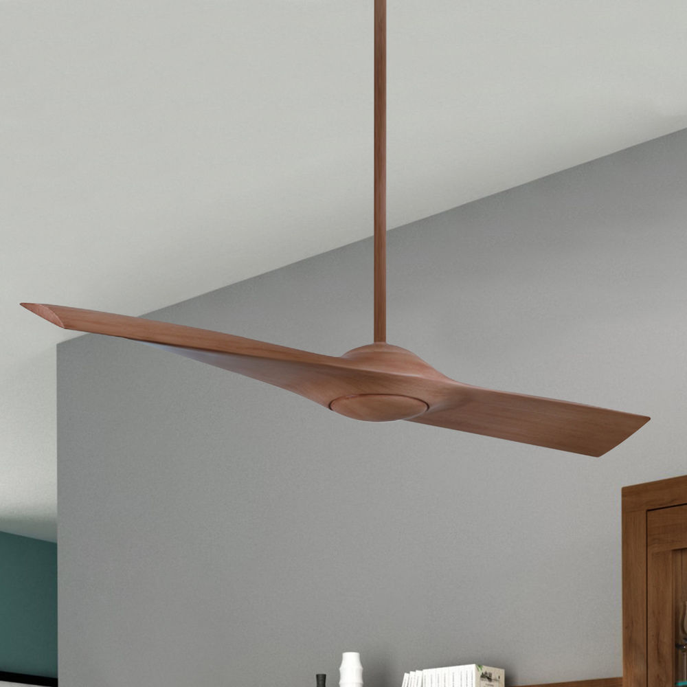 52 Inch Modern Indoor Ceiling Fan With