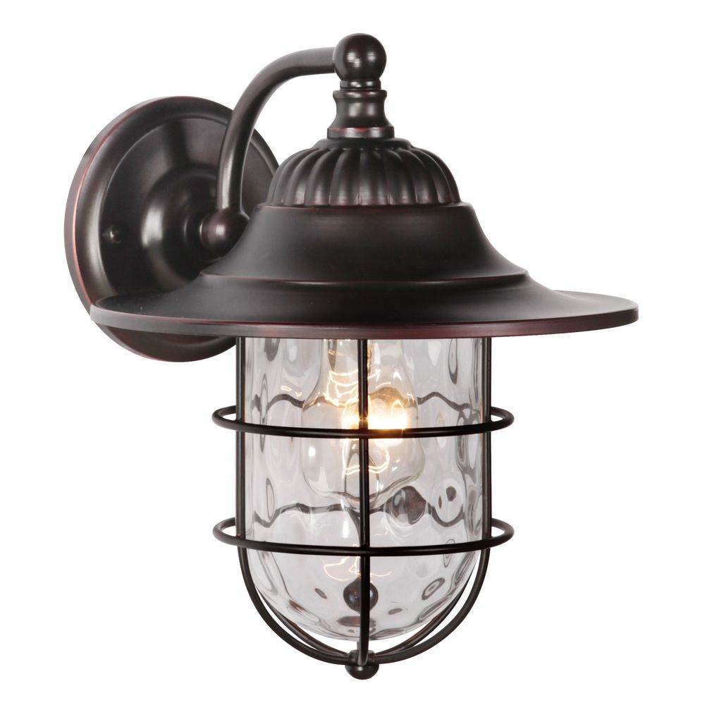 Craftmade Lighting Fairmont Oiled Bronze Gilded Outdoor