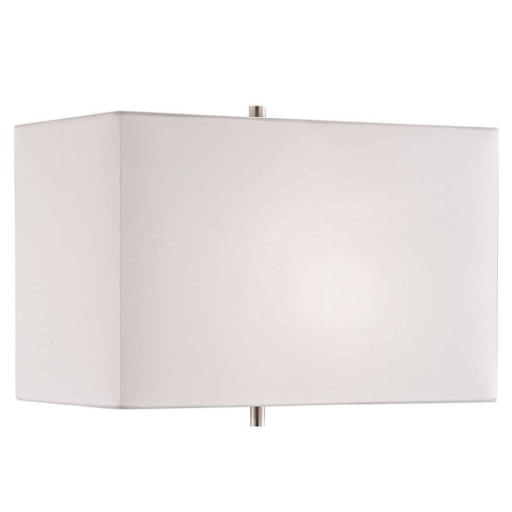 Orville Brushed Nickel Table Lamp
