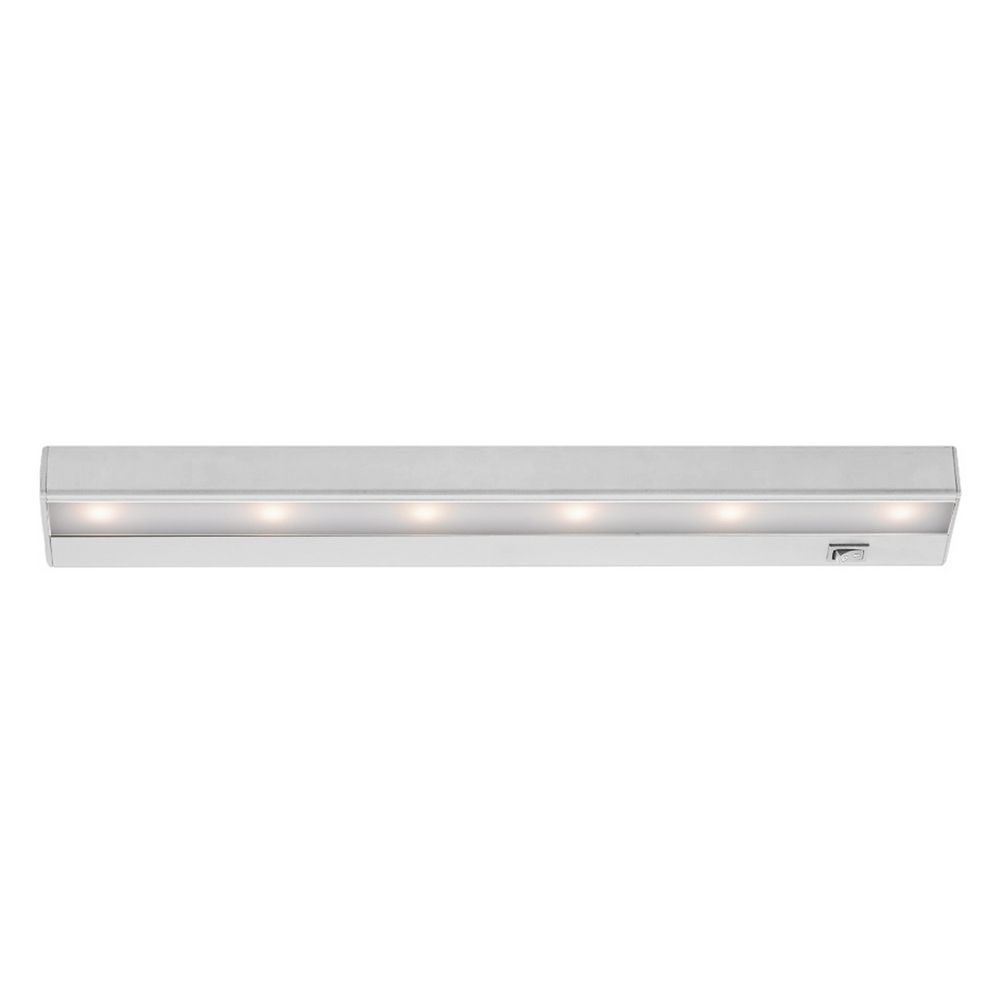 Under Counter Lighting Led Direct Wire: 18-Inch LED Under Cabinet Light Direct-Wire / Plug-In