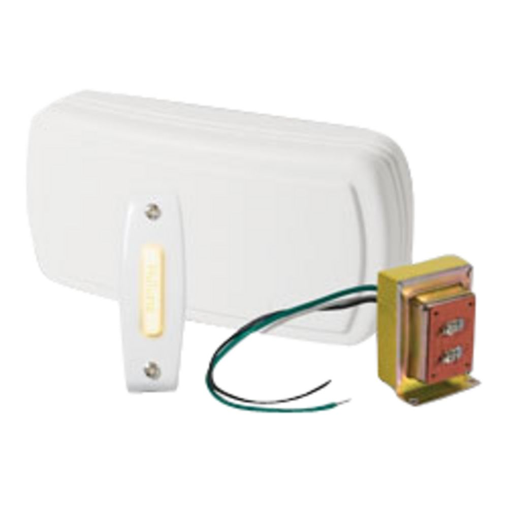 How To Install A Doorbell Button Flip The Switch Add Second Chime Kits