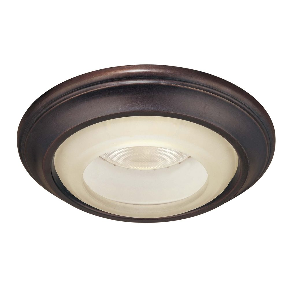 Minka Lighting 6 Inch Lathan Bronze Recessed Light Trim