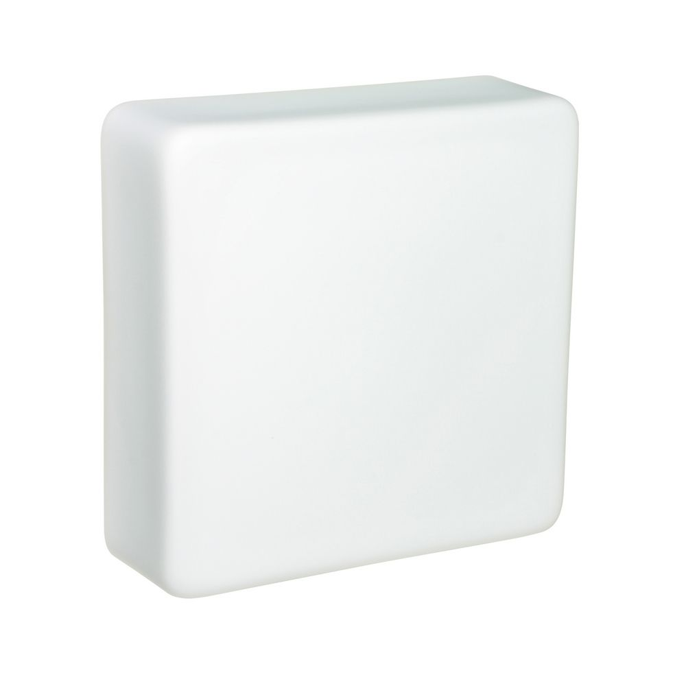 Wall Sconce White Glass : Sconce Wall Light with White Glass 888407 Destination Lighting