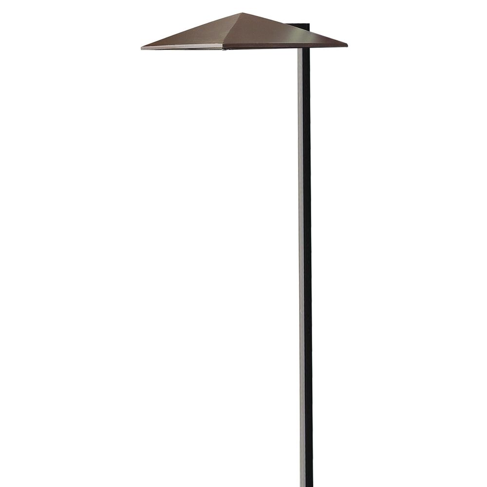 Voltage Drop Formula For Landscape Lighting : Led path light in anchor bronze finish ar