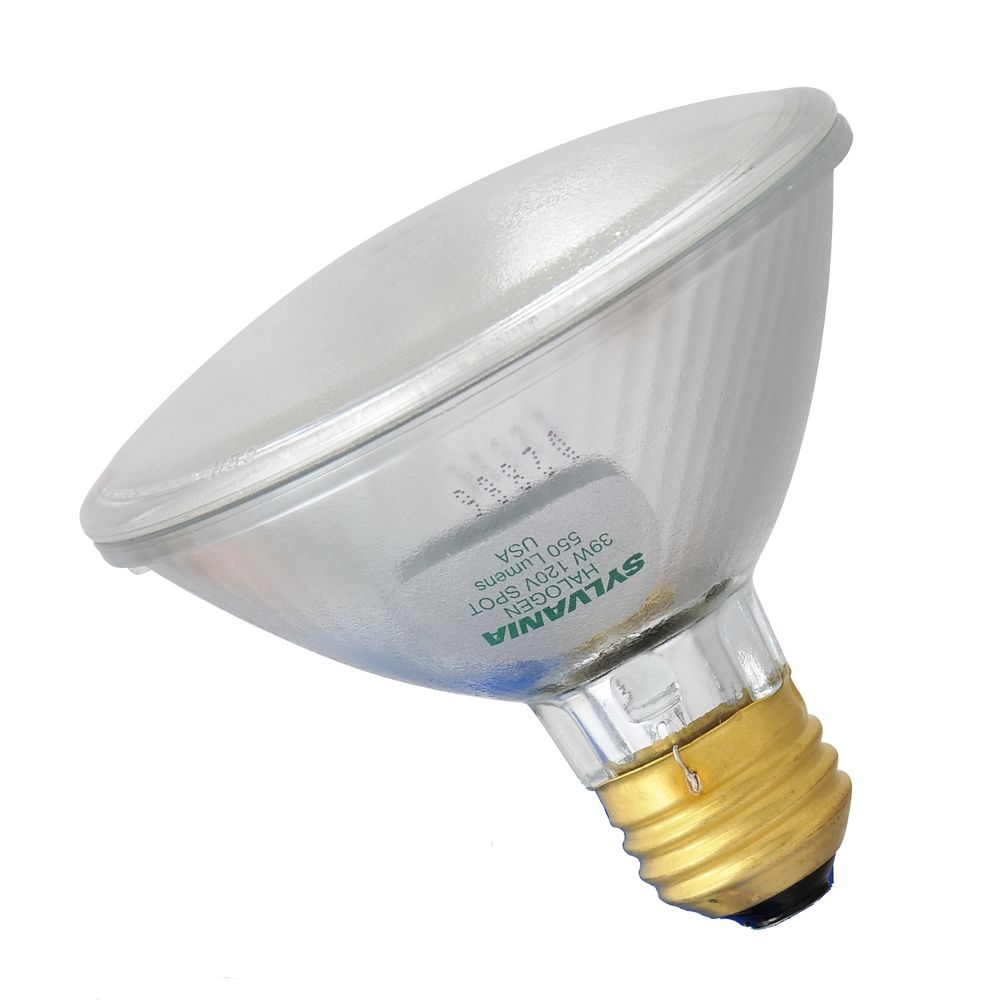 par30 halogen spot light bulb 39 watts 16117. Black Bedroom Furniture Sets. Home Design Ideas
