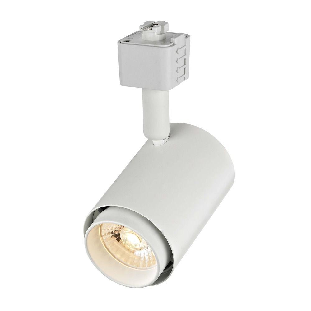 white led track head cylinder light for juno track systems 2700k 875lm tr1011j wh. Black Bedroom Furniture Sets. Home Design Ideas