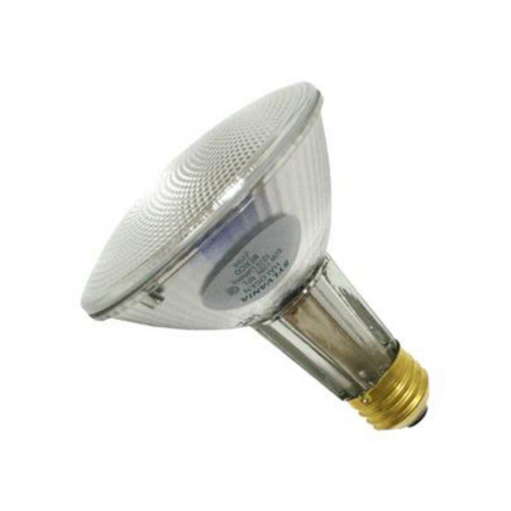 sylvania lighting par30 long neck halogen narrow flood light bulb 39. Black Bedroom Furniture Sets. Home Design Ideas