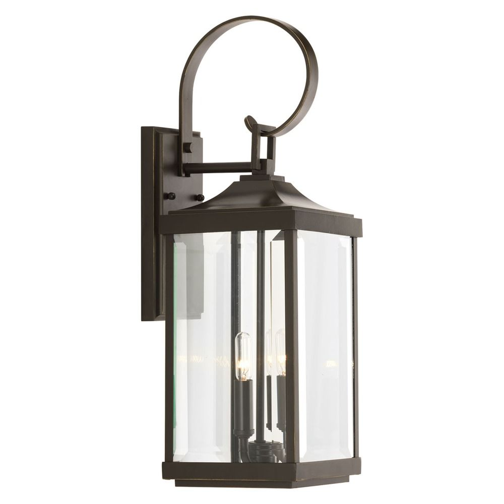 Progress Lighting Gibbes Street Antique Bronze Outdoor