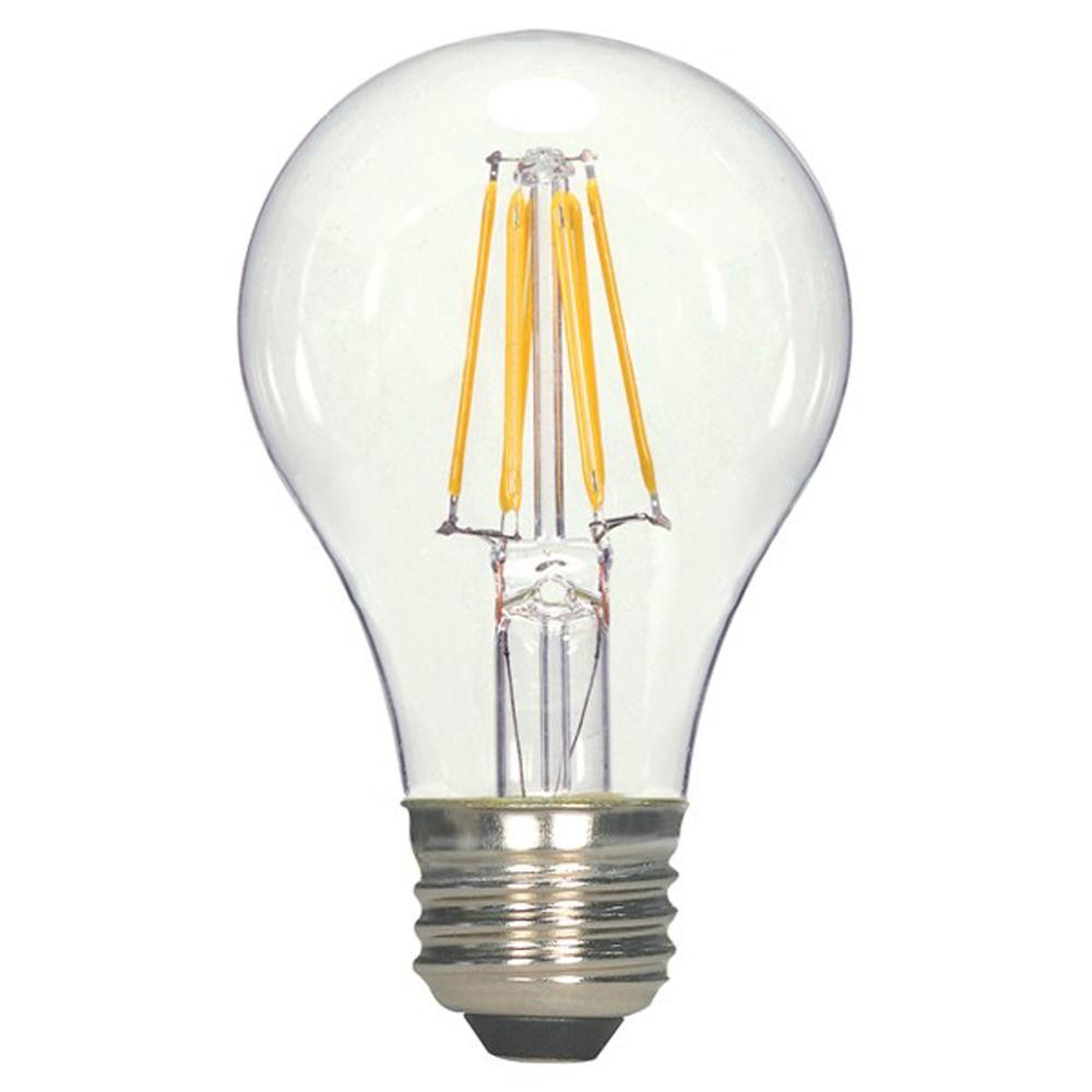 a19 led light bulb 60 watt equivalent s9562 destination lighting. Black Bedroom Furniture Sets. Home Design Ideas