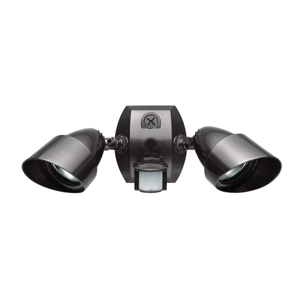 Rab Motion Security Light: Security Light In Bronze Finish - 75W