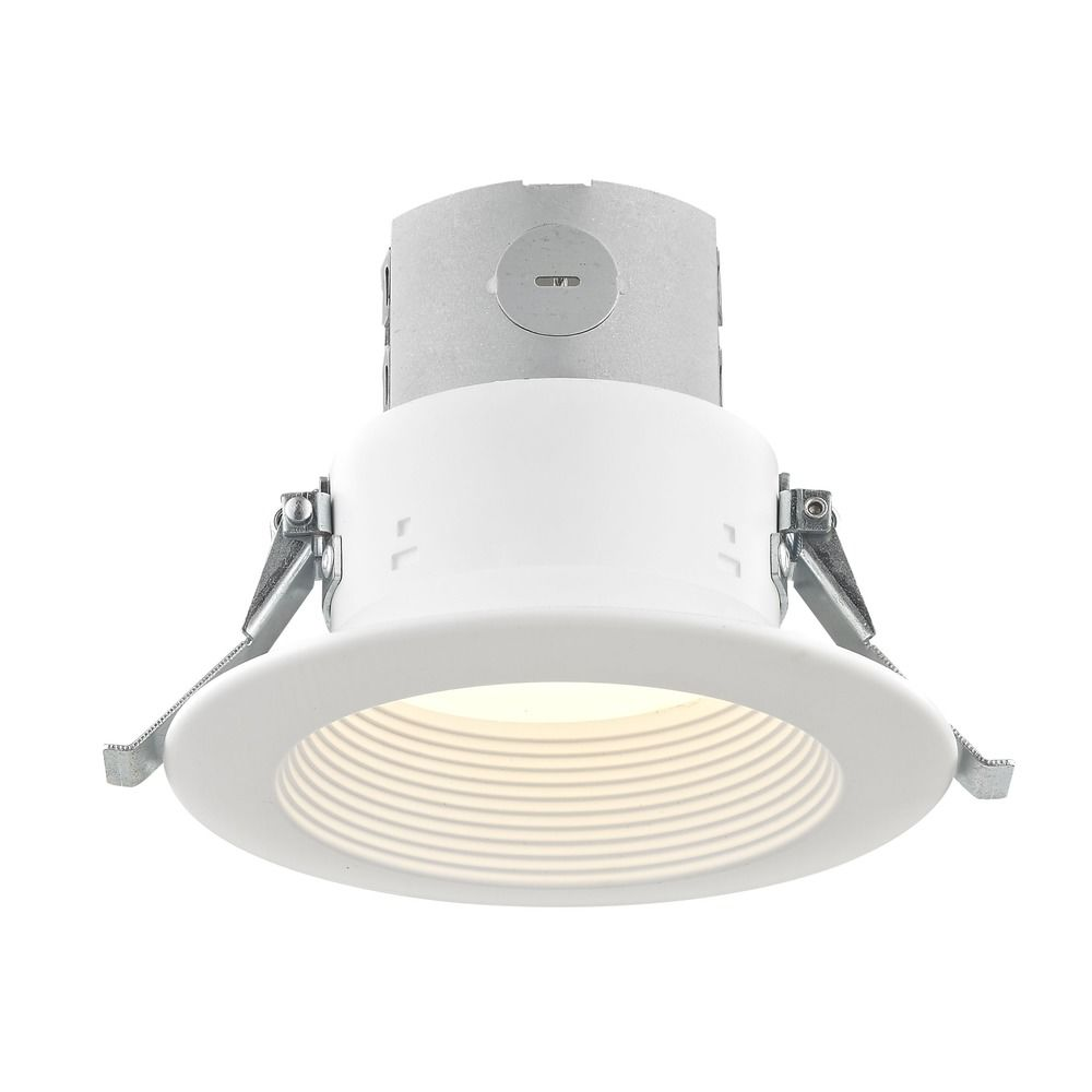 4 Inch Led Recessed Light Canless Le 24 2700k 720lm At Destination Lighting
