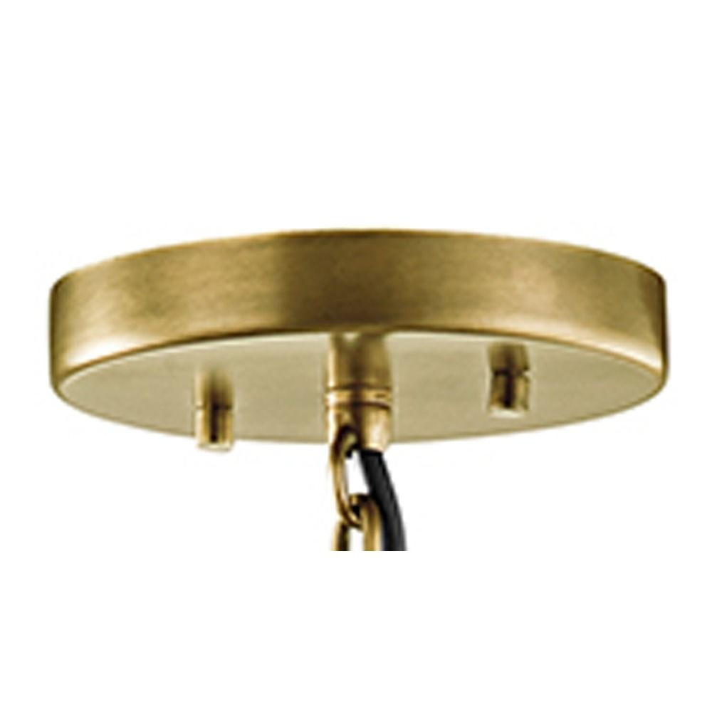 brass exposed bulb pendant 43589nbr kit w led st21 bulb. Black Bedroom Furniture Sets. Home Design Ideas