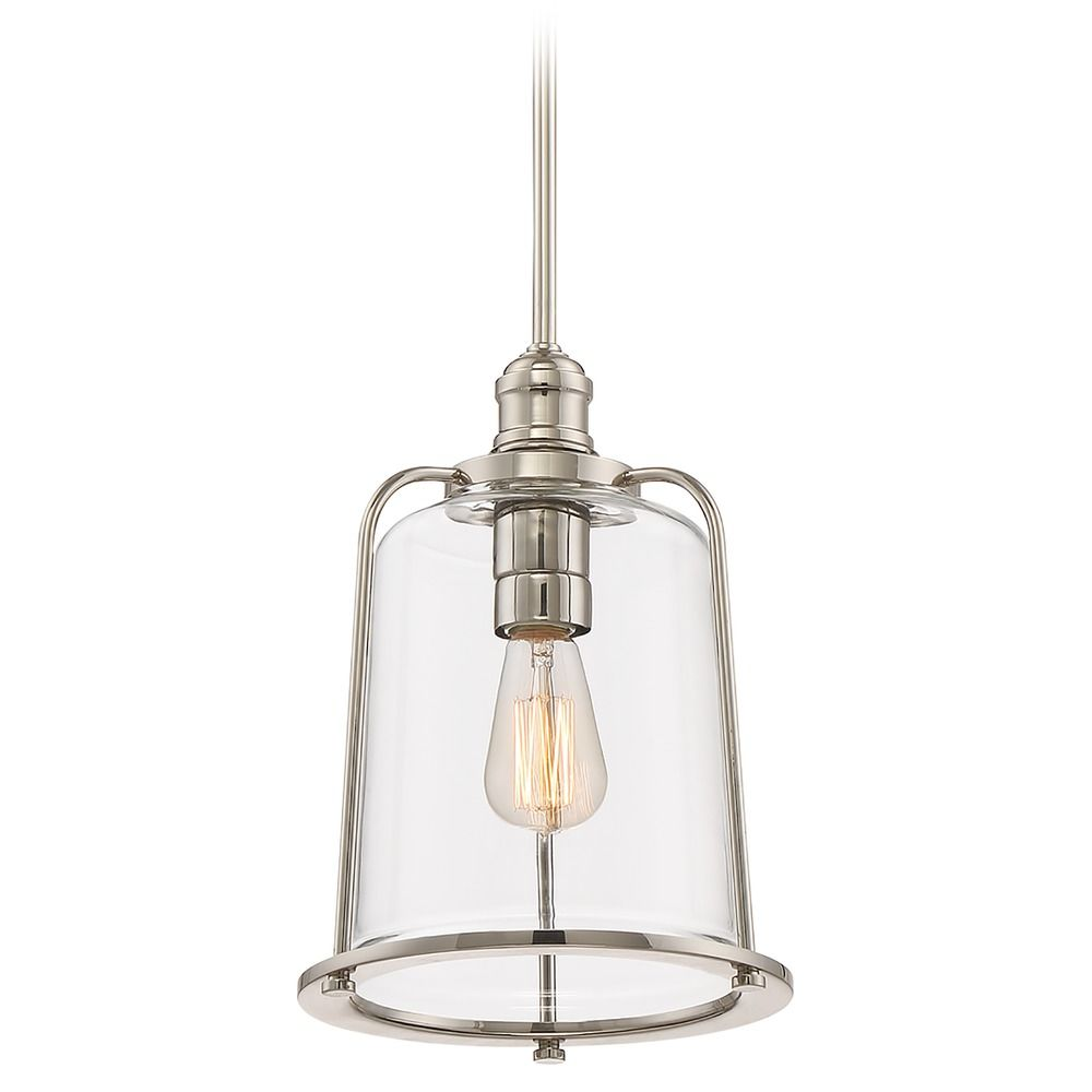 Quoizel Lighting Quoizel Piccolo Pendant Imperial Silver