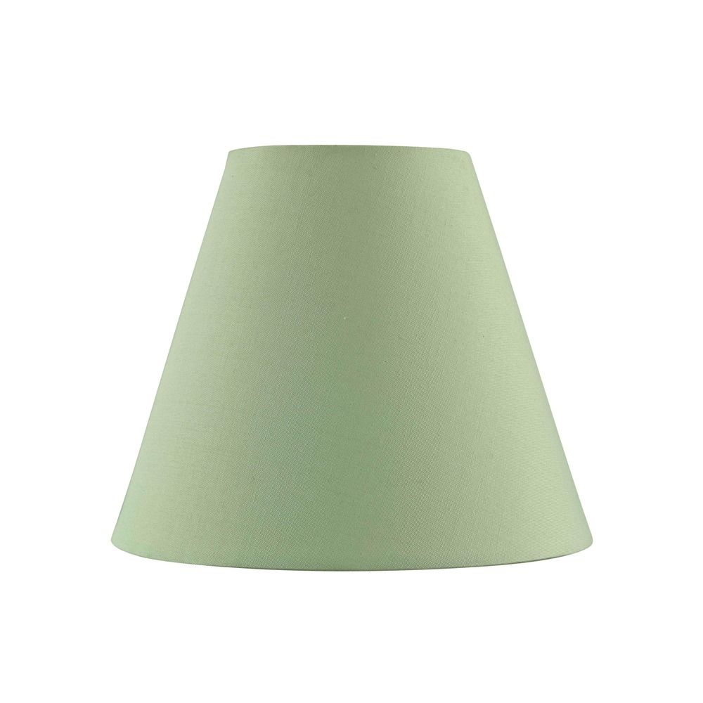 clip on empire forest green lamp shade sh9660. Black Bedroom Furniture Sets. Home Design Ideas