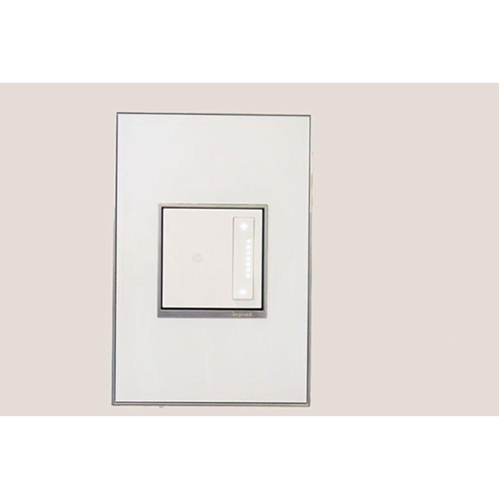Legrand Adorne ADTP703TUW4 Universal White Wall Dimmer Switch Light ...