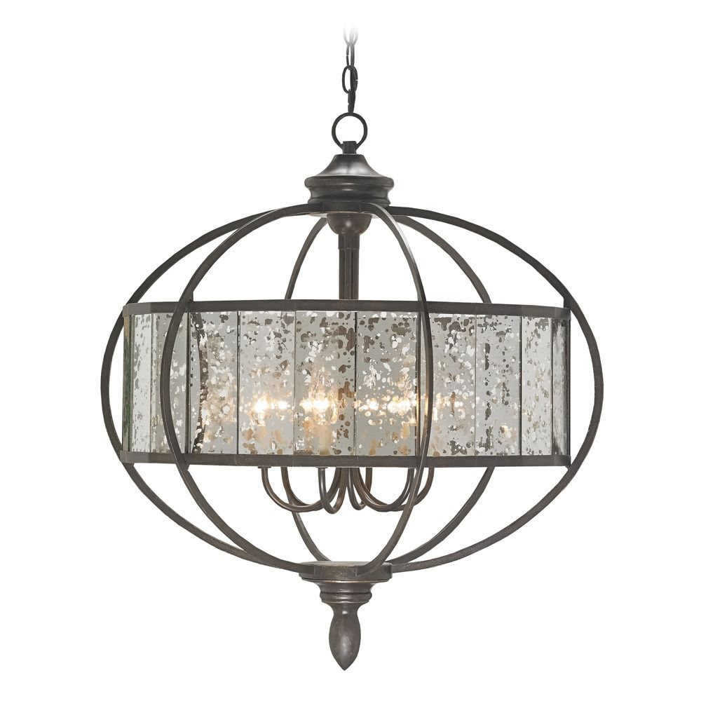 Currey And Company Lighting Florence Bronze Gold / Antique
