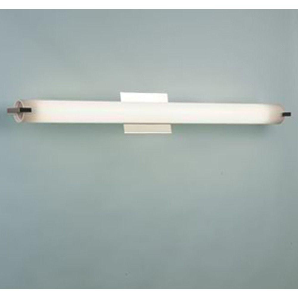 Elf Chrome Bathroom Light Vertical Or Horizontal Mounting Elf24ft5ch Destination Lighting