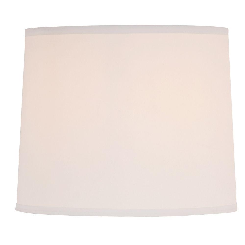 design classics lighting natural linen drum lamp shade with spider. Black Bedroom Furniture Sets. Home Design Ideas