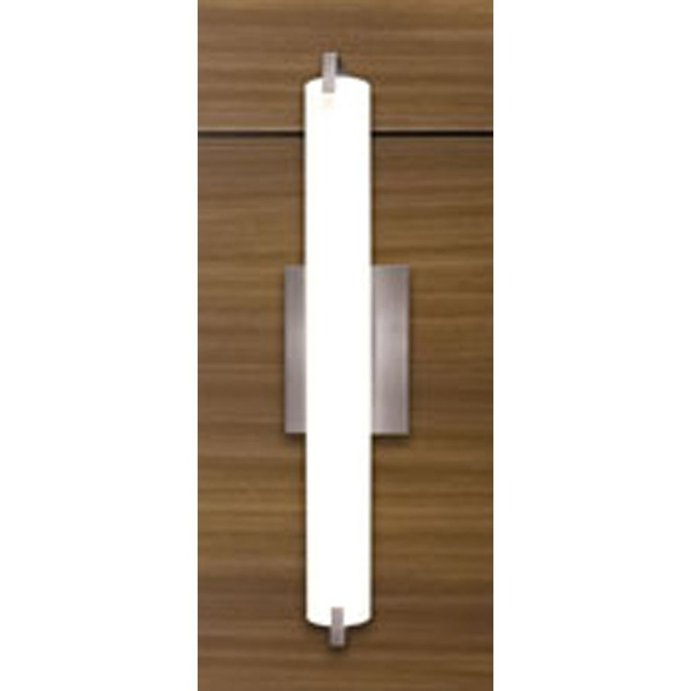Elf Polished Nickel LED Bathroom Light - Vertical or Horizontal ...