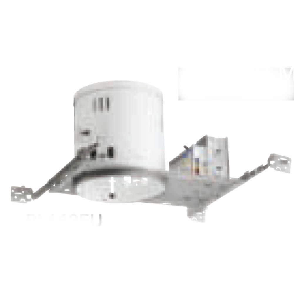 Fluorescent Light Housing: 6-inch Fluorescent Recessed Housing Trim