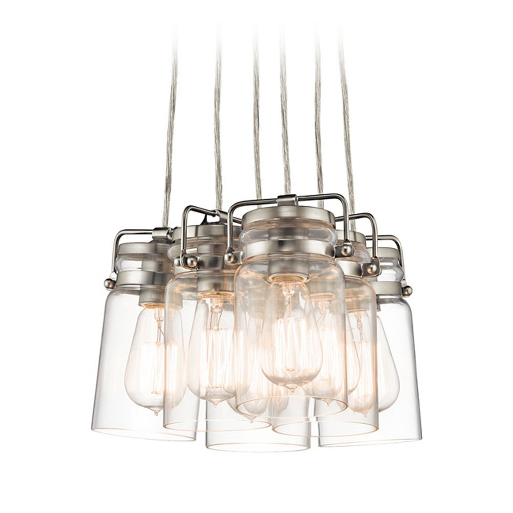 Kichler Lighting Brinley Brushed Nickel
