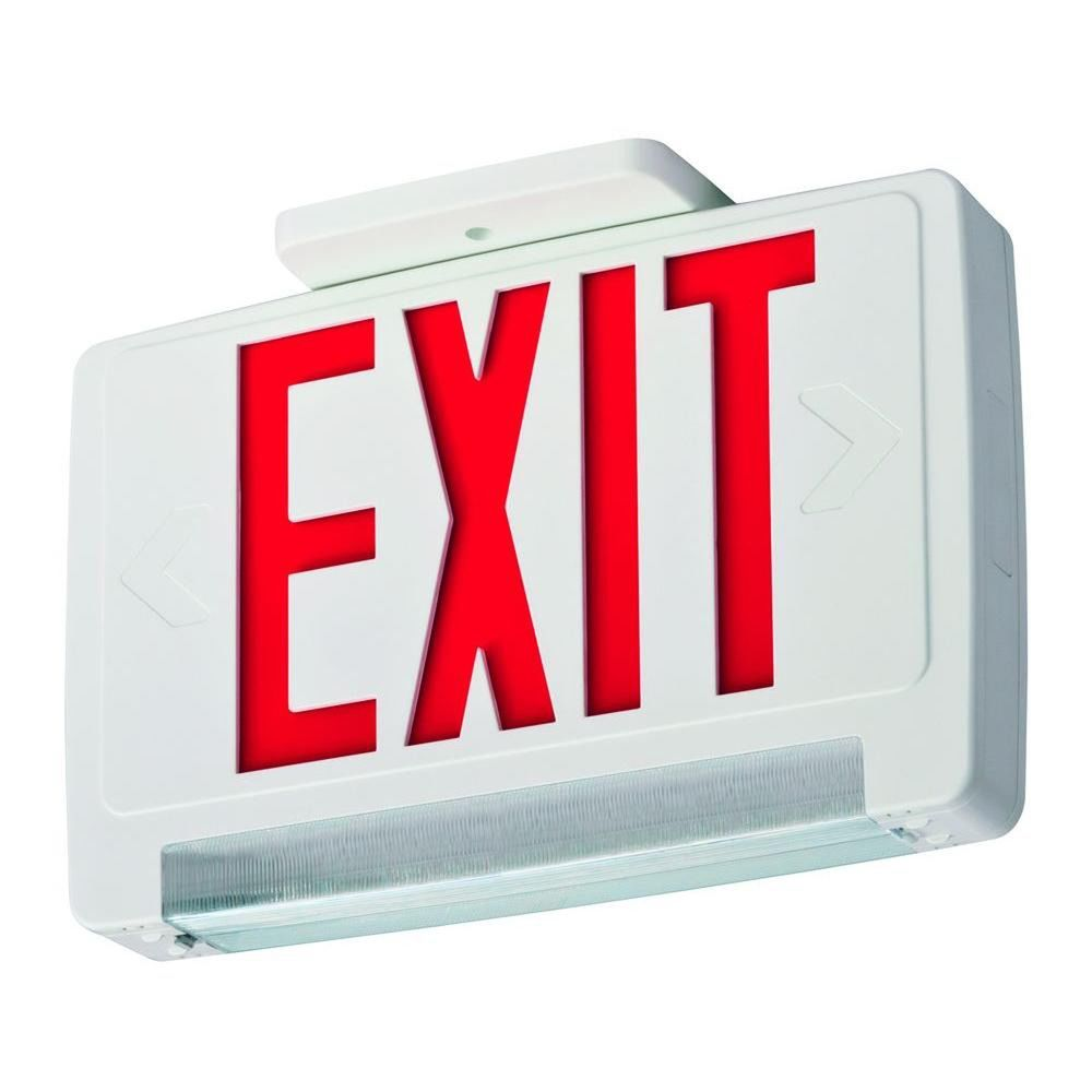Lithonia Lighting - Lighted Exit Signs Commercial