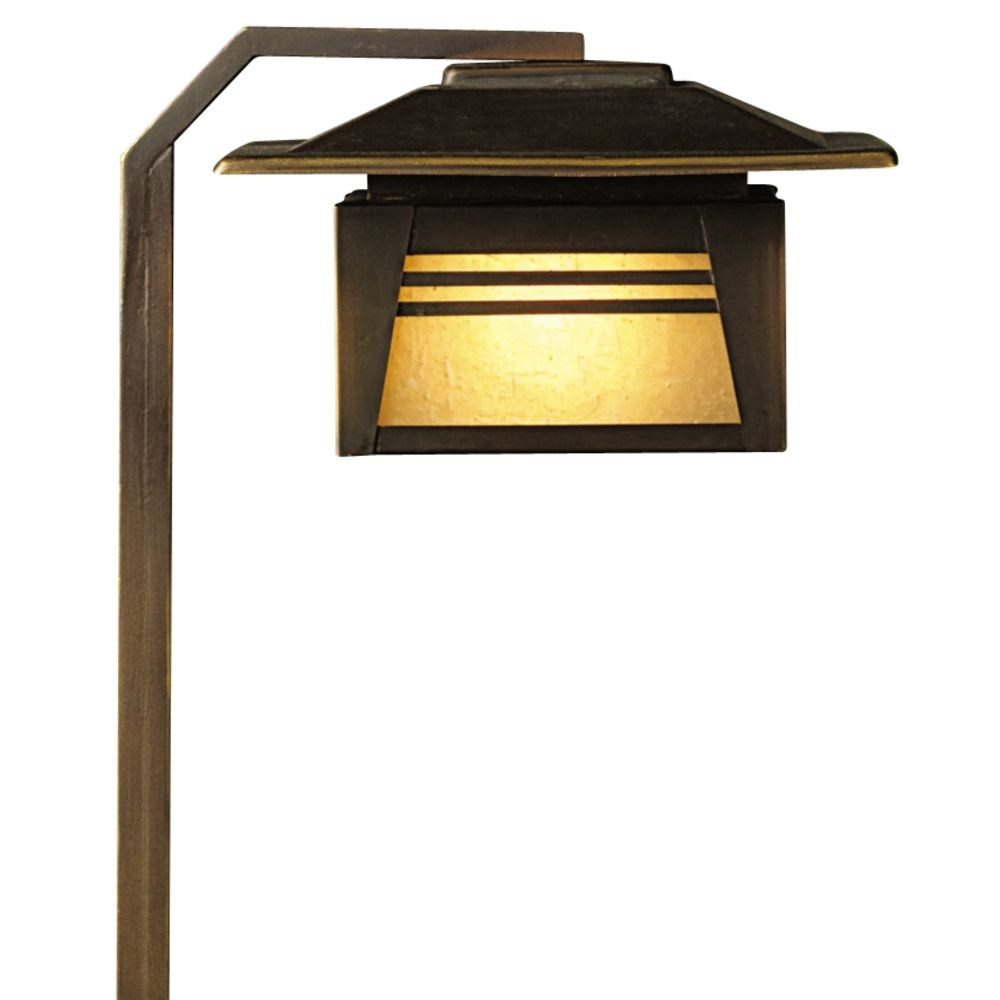 kichler low voltage path light 15391oz destination lighting. Black Bedroom Furniture Sets. Home Design Ideas