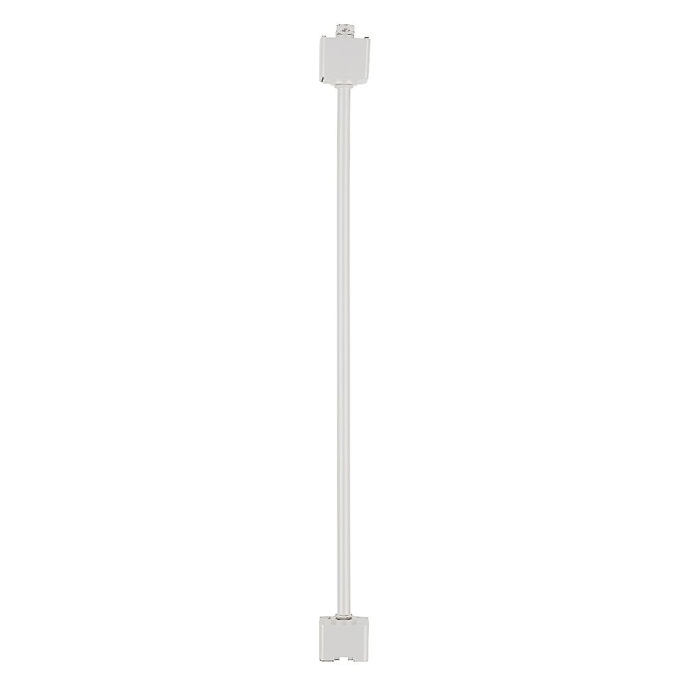 """Wac Lighting H Track: WAC Lighting White H Track 18"""" Extension For Line Voltage"""