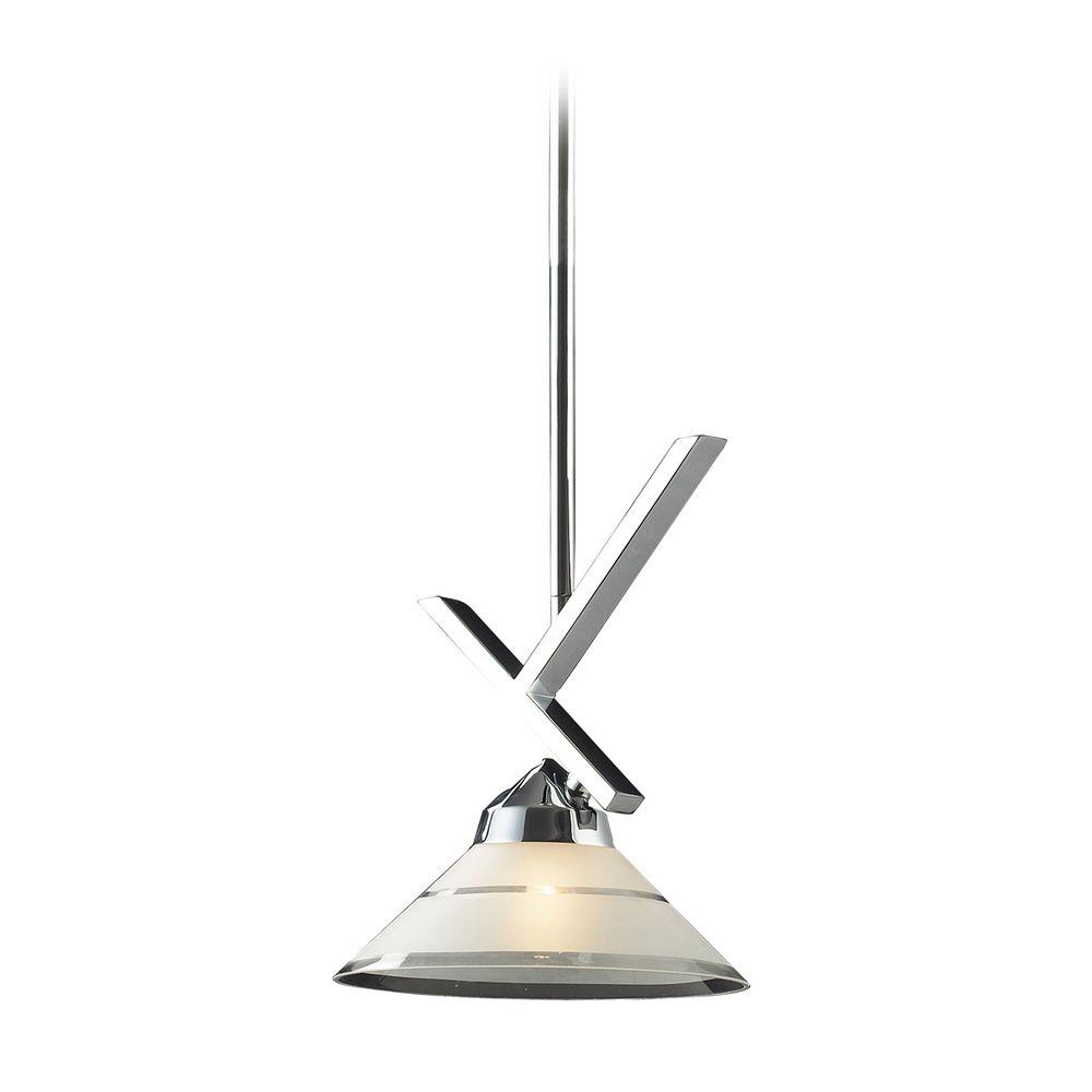 Modern mini pendant light with art glass 1474 1 Artisan glass pendant lights