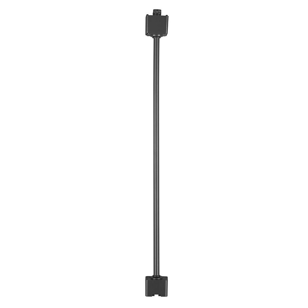 "Wac Lighting H Track: WAC Lighting Black H Track 36"" Extension For Line Voltage"