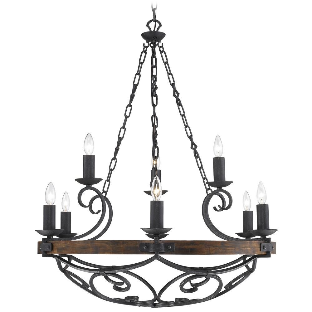 golden lighting chandelier. Product Image Golden Lighting Chandelier