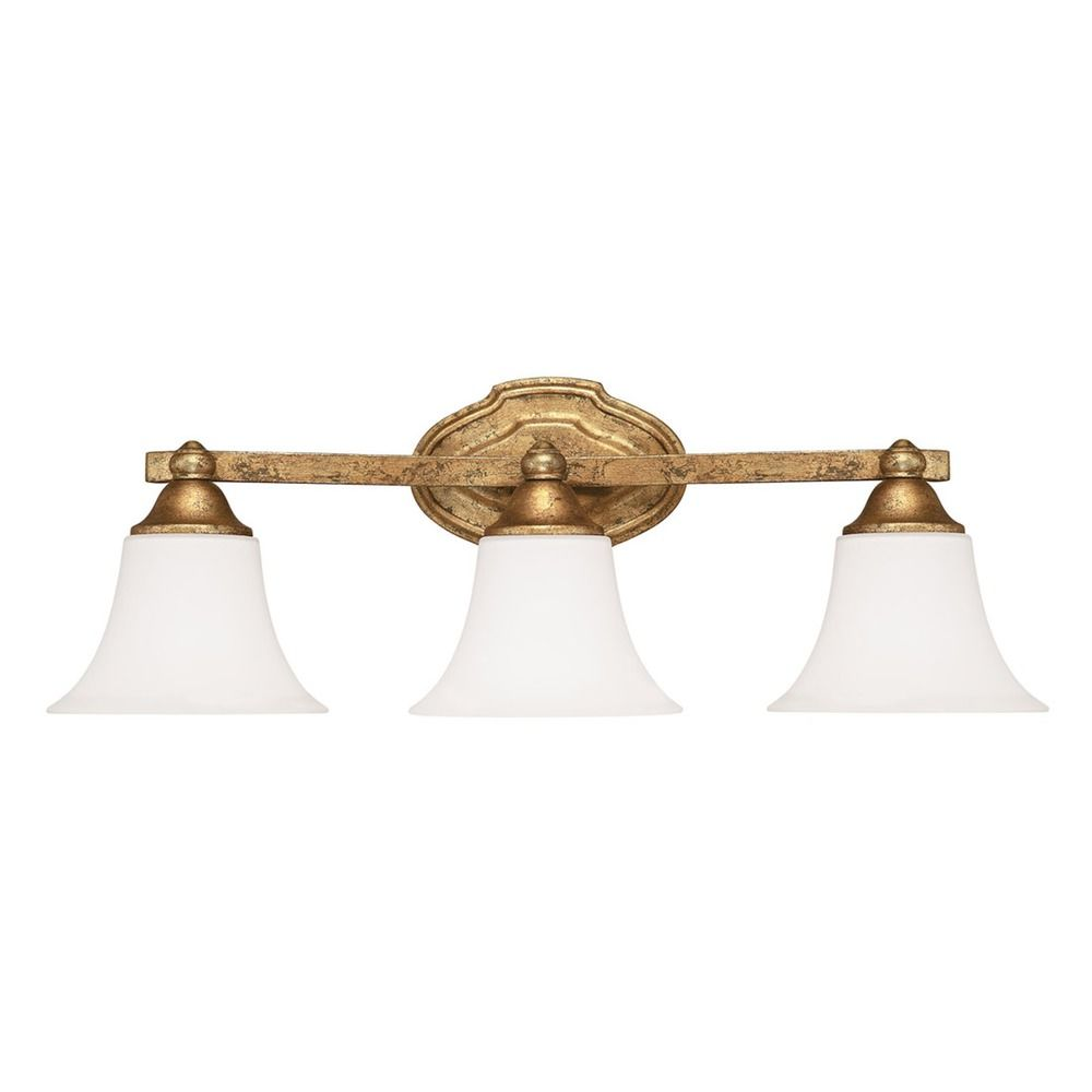 Capital Lighting Blakely Antique Gold Bathroom Light 8523ag 114 Destination Lighting