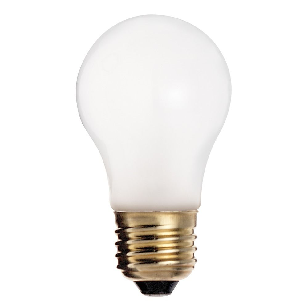 Frosted 60 Watt A15 Light Bulb S3740 Destination Lighting