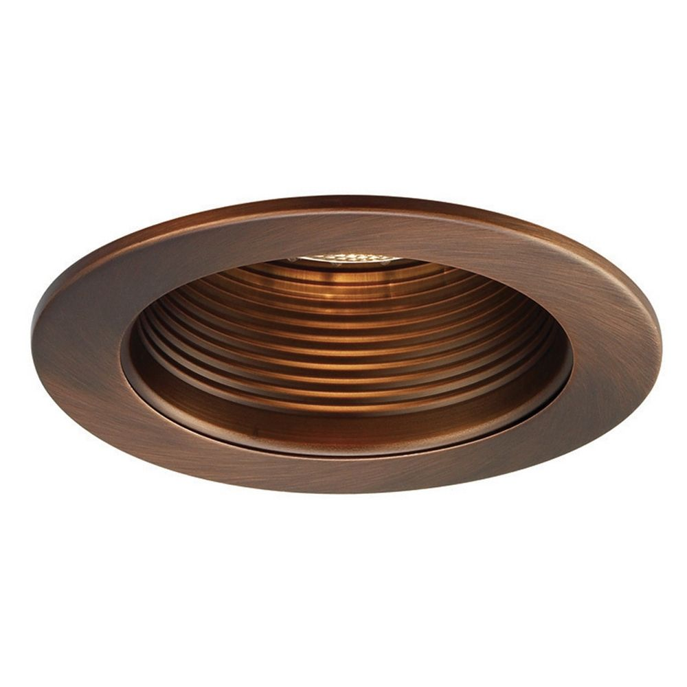 wac lighting copper bronze recessed trim r 420 cb destination lighting. Black Bedroom Furniture Sets. Home Design Ideas