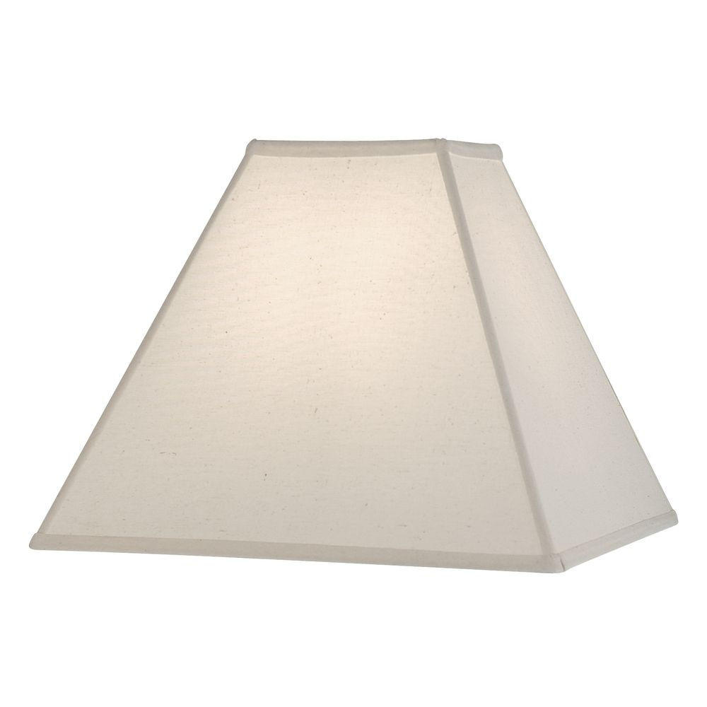 Large Square-Shaped Lamp Shade | DCL SH7176 | Destination Lighting