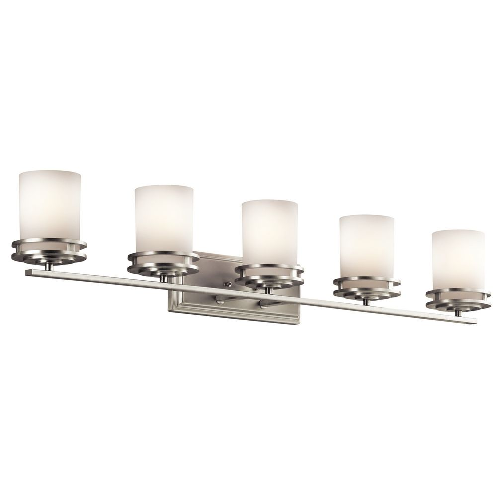 Kichler Lighting Hendrik Brushed Nickel