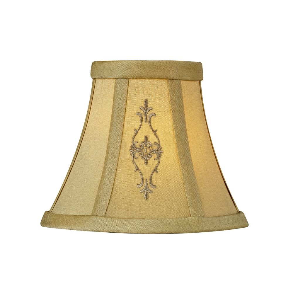 Beige Empire Lamp Shade with Clip-On Assembly | SH9565 | Destination ...