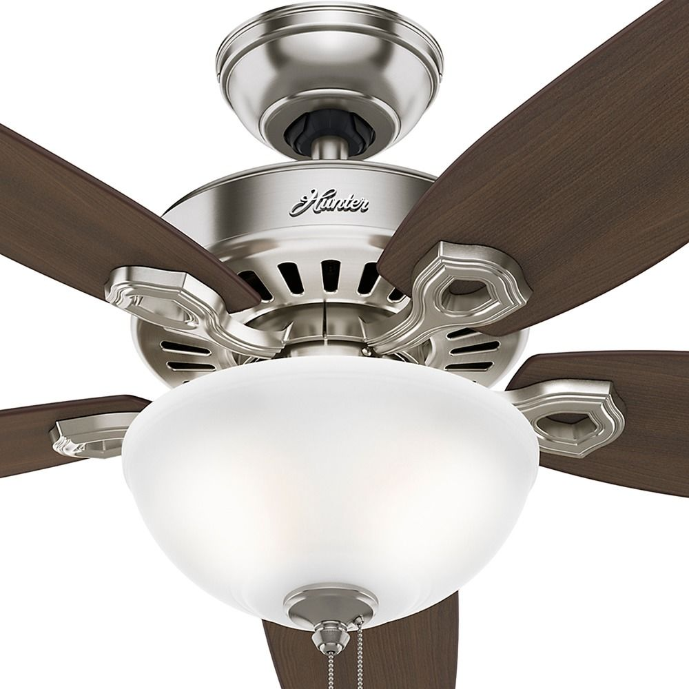Hunter Fan Company Builder Great Room Brushed Nickel