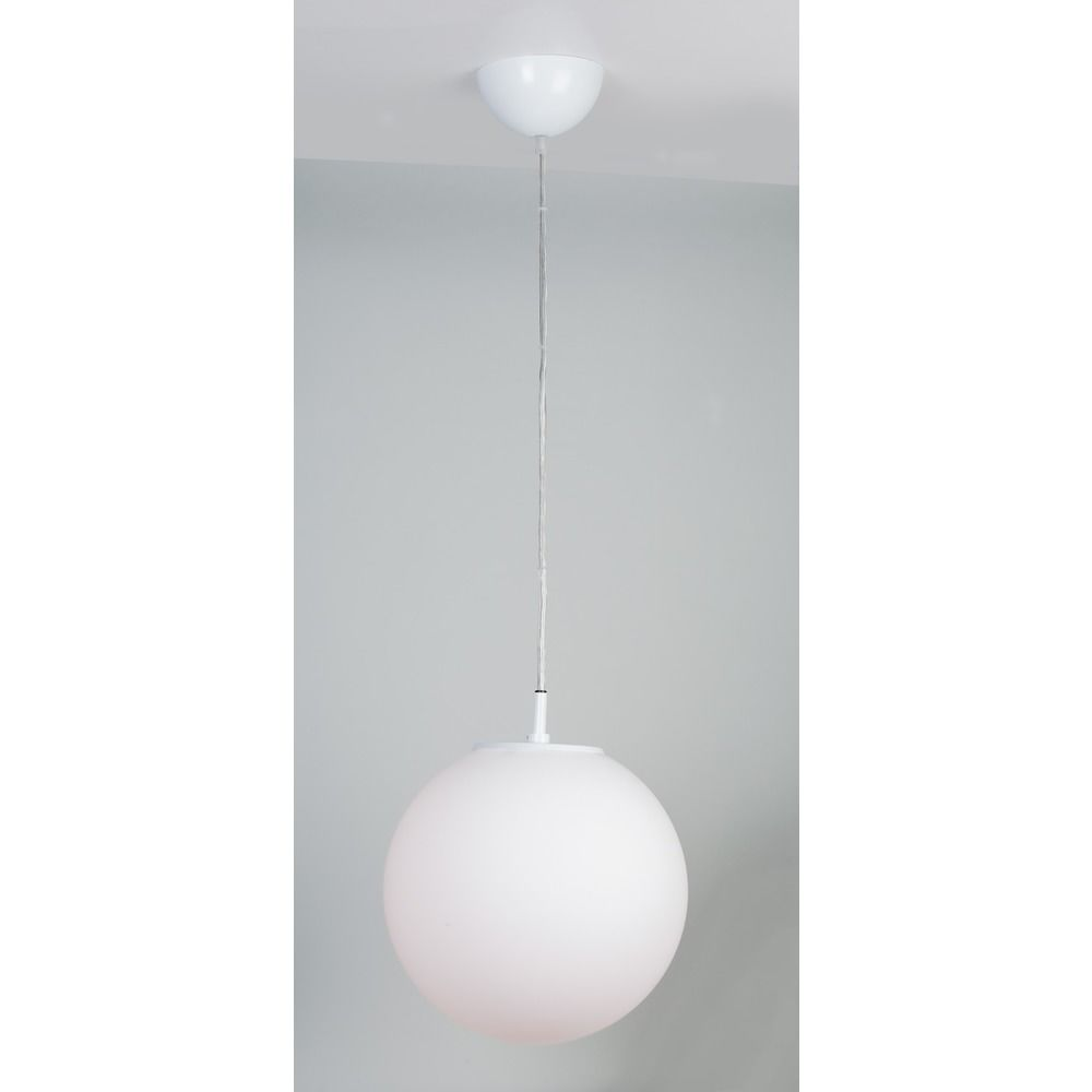 illuminating experiences galaxy pendant light with globe shade  - illuminating experiences galaxy pendant light with globe shade alt