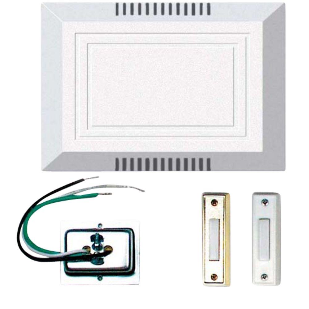 Craftmade Lighting Door Chime Kit C102L  sc 1 st  Destination Lighting & Door Chime Kit | C102L | Destination Lighting
