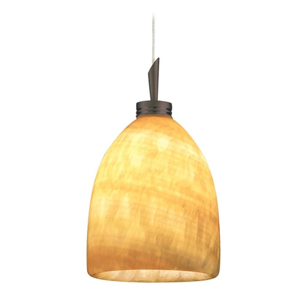 Juno Bathroom Light Fixtures onyx stone low voltage mini-pendant | dpend mf p52 amo 78in bp12