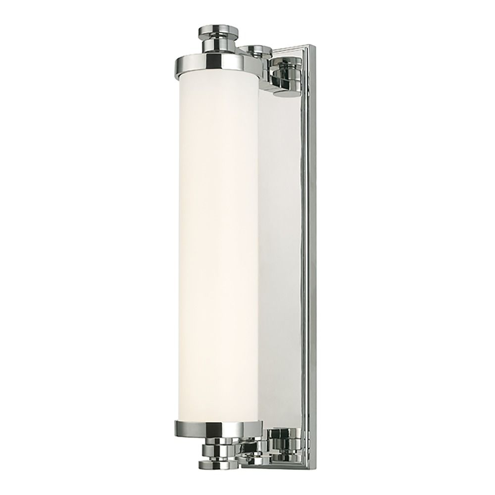 Sheridan Polished Nickel Led Bathroom Light 9708 Pn Destination Lighting