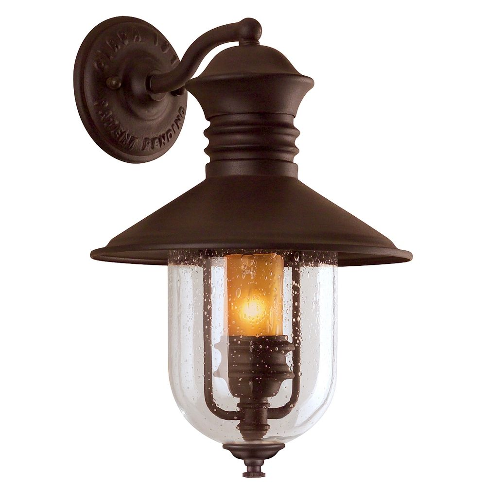 16 inch outdoor wall light b9360nb destination lighting hover or click to zoom aloadofball Gallery