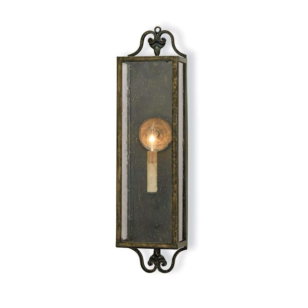 currey and company lighting plug in wall lamp in bronze verdigris. Black Bedroom Furniture Sets. Home Design Ideas