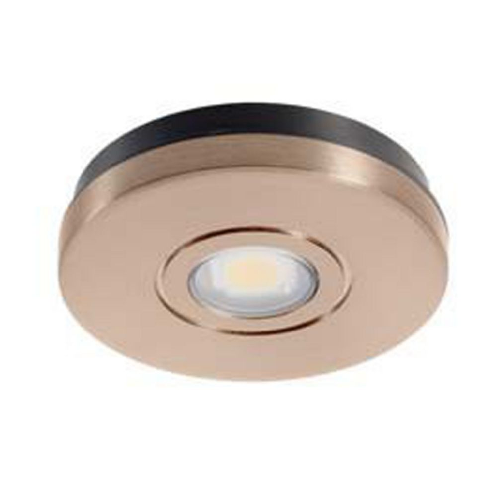 120v led puck light recessed surface mount 3000k bronze by juno hover or click to zoom aloadofball Choice Image